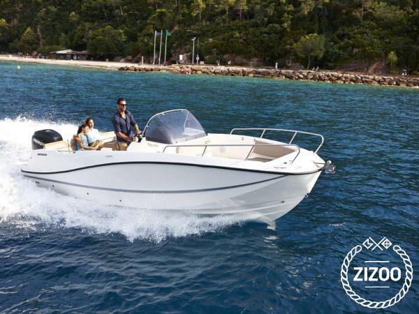 Sportboot Quicksilver Activ 755 SD - 2018 (Umbau 2019)-1