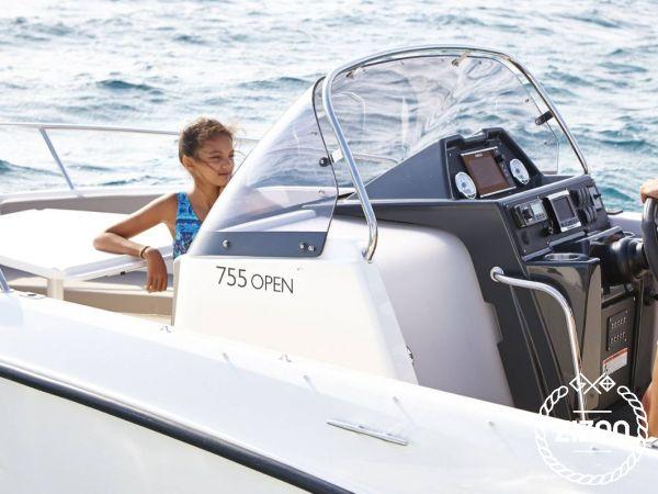 Sportboot Quicksilver Activ 755 SD - 2018 (Umbau 2019)-4