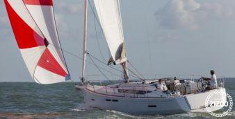 Segelboot Jeanneau Sun Odyssey 419 (2018)