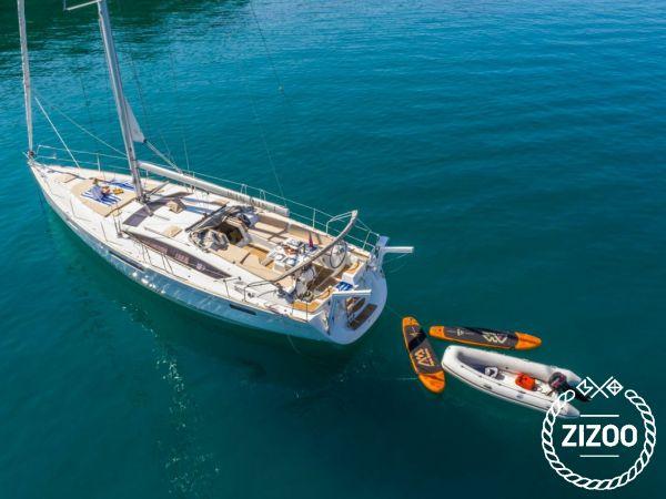 Segelboot Jeanneau 53 - 2012 (Umbau 2017)-0