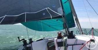 Sailboat Pogo 36 2017