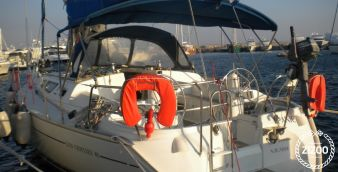 Sailboat Jeanneau Sun Odyssey 40 (2002)
