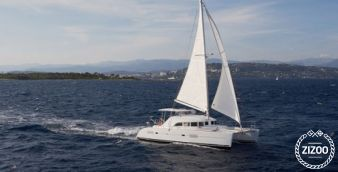Catamaran Lagoon 380 Premium 2016
