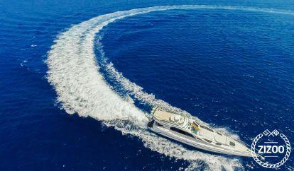 Motor boat Ecomariner Cigarette 36 (2005)