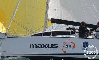 Sailboat Maxus 26 (2018)