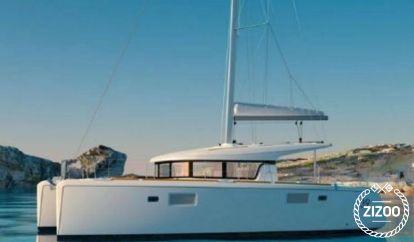 Catamaran Lagoon 39 (2016)