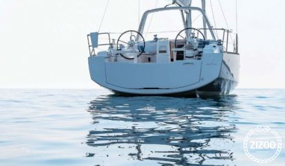 Sailboat Beneteau Oceanis 38.1 (2018)