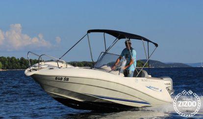 Sportboot Quicksilver Activ 505 Open (2008)