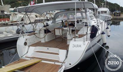 Zeilboot Bavaria Cruiser 50 (2013)