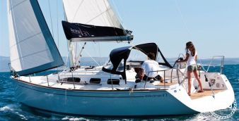 Sailboat Salona 37 2008