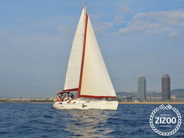 Segelboot Beneteau Oceanis 361 (2003)-0