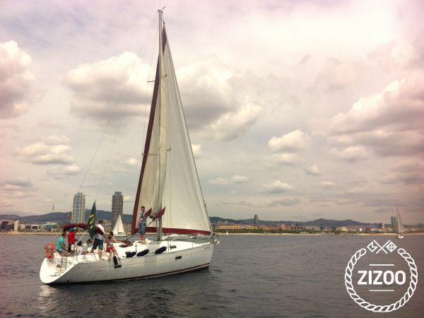 Segelboot Beneteau Oceanis 361 (2003)-1