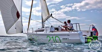 Segelboot Elan 210 2012