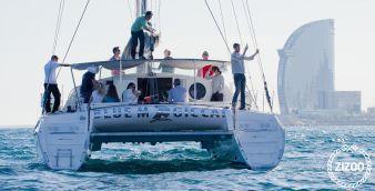 Catamaran Outremer 55 ST 2013