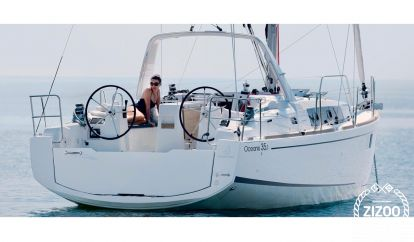 Sailboat Beneteau Oceanis 35.1 (2018)