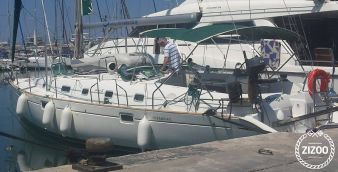 Sailboat Beneteau Oceanis 461 (2000)