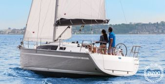 Sailboat Bavaria Cruiser 34 (2018)