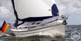 Segelboot Bavaria 41 2014