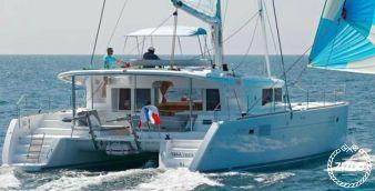 Catamarano Lagoon 450 2015