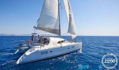 Catamaran Lagoon 380 S2 (2014)