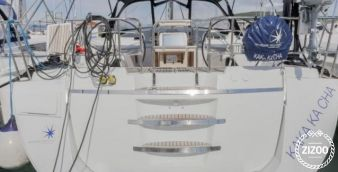 Sailboat Jeanneau 57 (2015)
