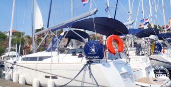 Sailboat Jeanneau Sun Odyssey 439 2011
