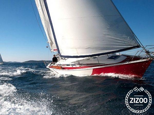 Segelboot Elan 431 (1996)-0