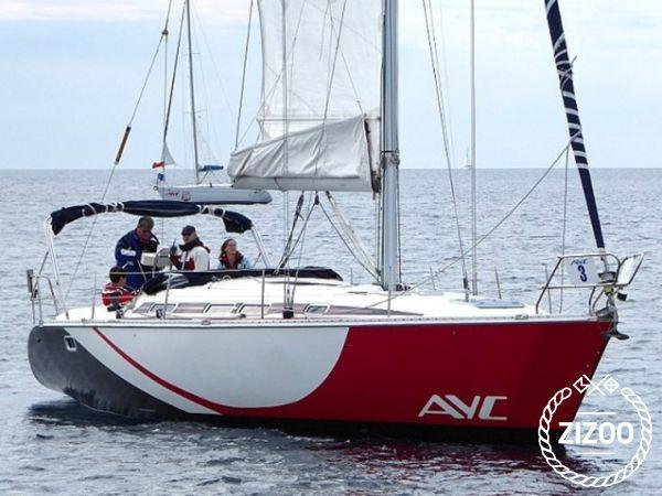 Segelboot Elan 431 (1996)-1