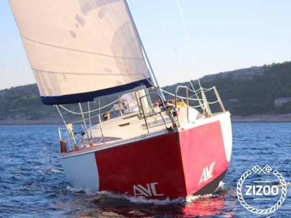 Segelboot Elan 431 (1996)-2