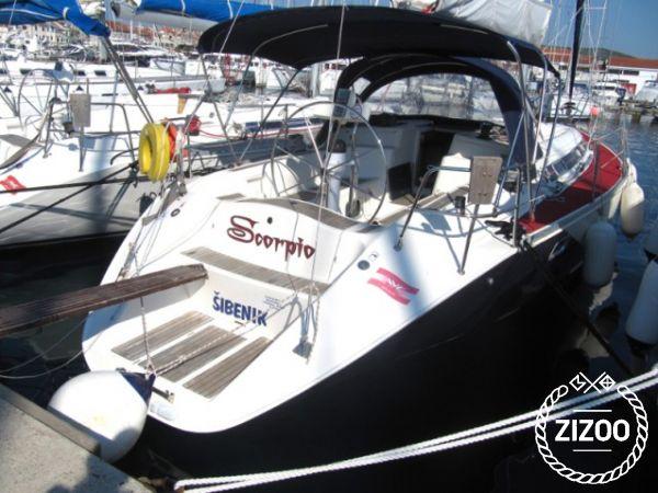 Segelboot Elan 431 (1996)-4