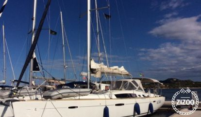 Sailboat Beneteau Oceanis 46 (2011)