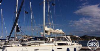 Sailboat Beneteau Oceanis 46 2011