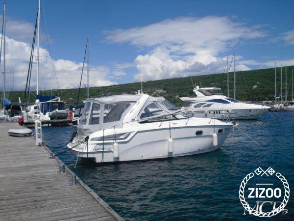 Motorboot Bavaria Sport 28 (2012)-2