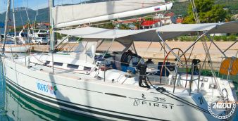 Sailboat Beneteau First 35 (2011)