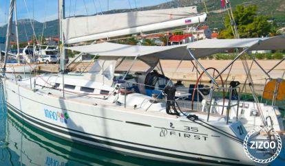 Segelboot Beneteau First 45 (2009)
