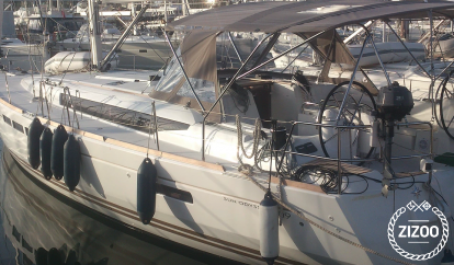 Barca a vela Jeanneau Sun Odyssey 509 (2014)