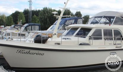 Motorboot Linssen 410 (2016)