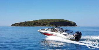 Speedboat Sea Ray 19 SPX 2017