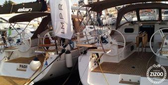 Sailboat Elan 35 2014