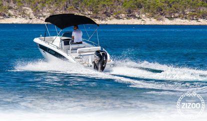 Speedboat Salmer Calipso 21 (2017)
