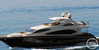 Motor boat Sunseeker 86 (2008)