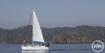 Segelboot Beneteau Oceanis 373 (2005)