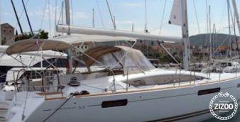 Barca a vela Jeanneau 53 2015