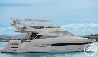 Barco a motor Galeon 640 Fly (2009)