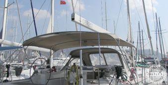 Sailboat Bavaria 55 2010