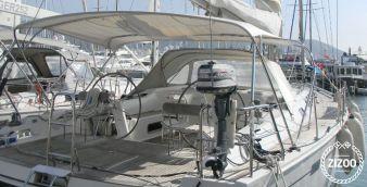 Sailboat Hanse 540 2007