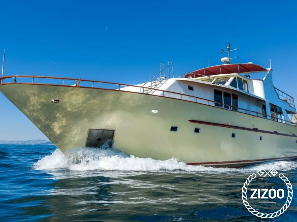 Imbarcazione a motore Korab 0 (2011)-1