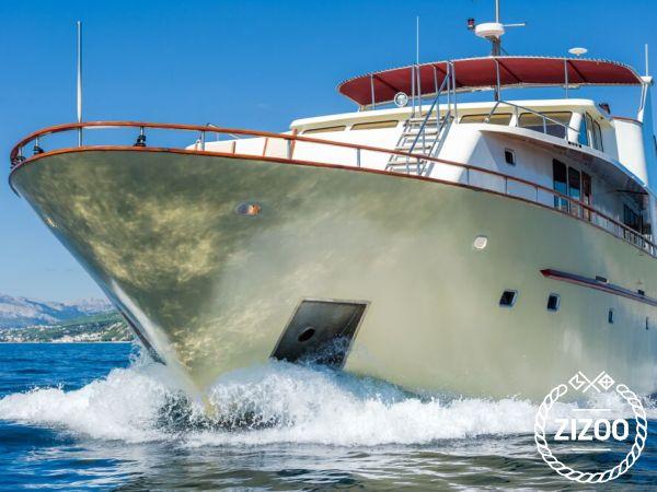 Imbarcazione a motore Korab 0 (2011)-2