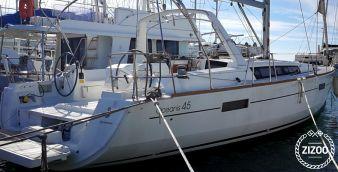 Barca a vela Beneteau Oceanis 45 2014