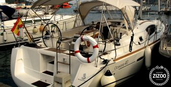 Sailboat Beneteau Oceanis 40 (2011)